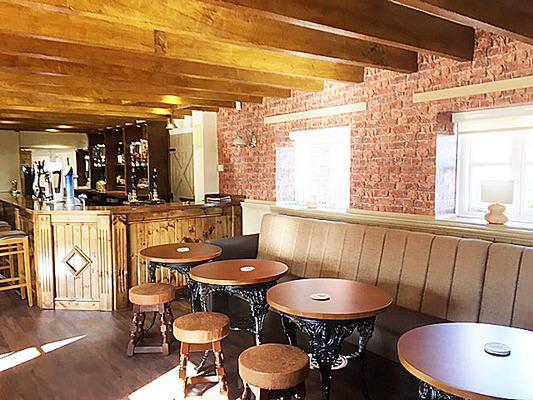 Teal Arms Pub