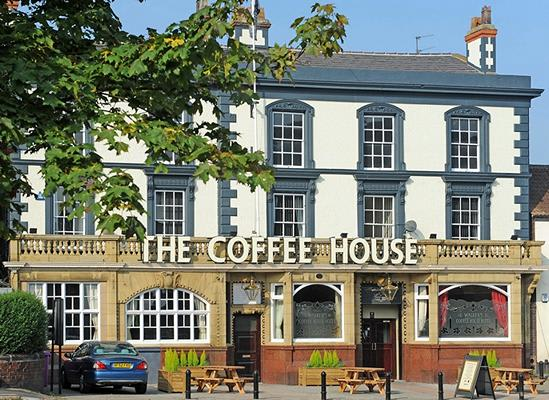 Coffee House  Pub