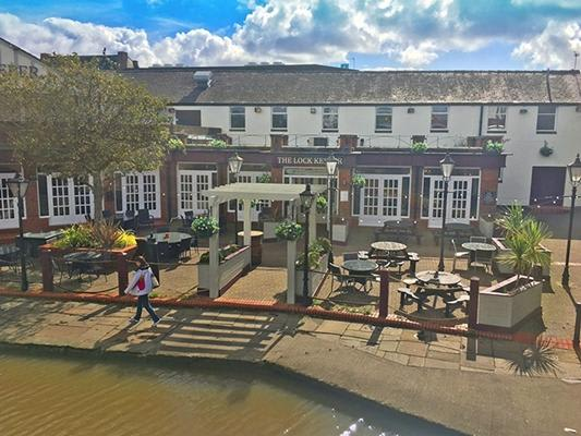 Lock Keeper Pub