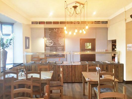 Midge Hall Pub