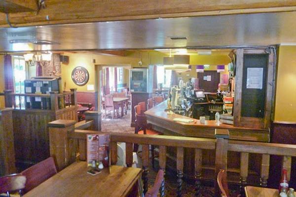 Friendly Fox Pub