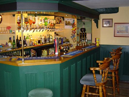 Lattice Barn Pub