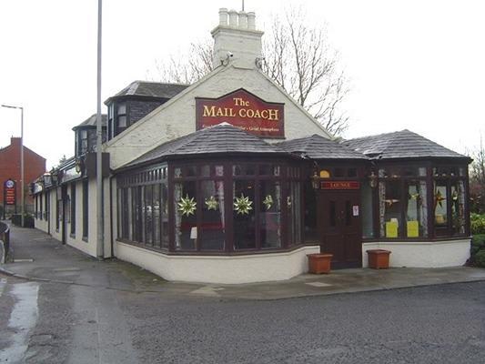 Mail Coach Pub