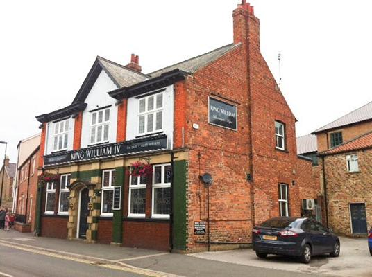 King William IV Pub