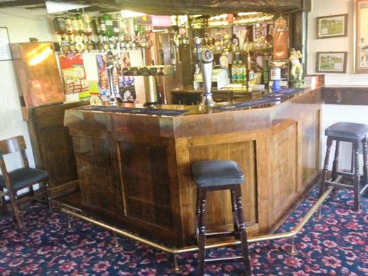 Cricketers Arms Pub