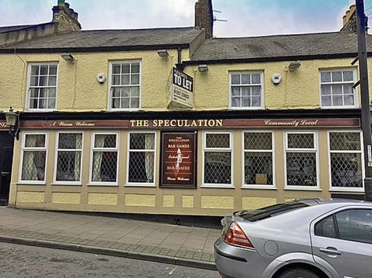 Speculation Pub