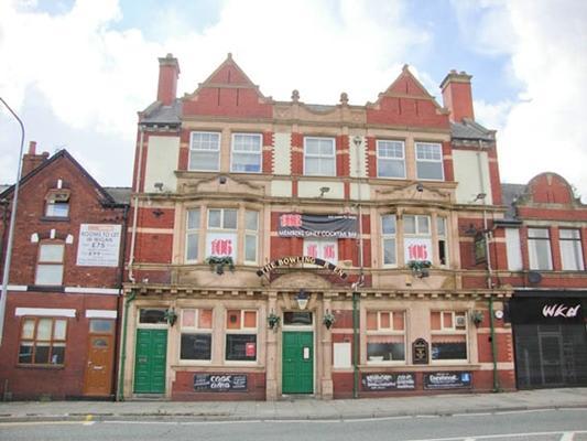 Bowling Green Pub
