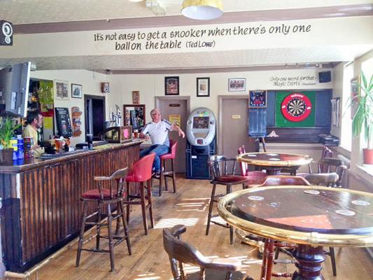 Rising Sun Vaults Pub
