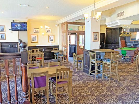 Seven Stars on Cape Hill Pub
