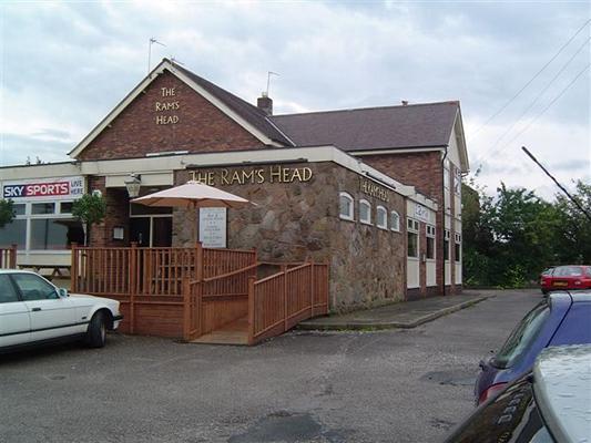 Rams Head Pub