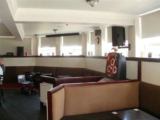 Stirrup Stane Pub