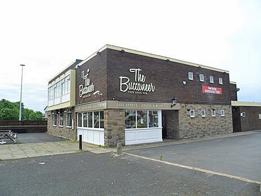 Buccaneer Pub