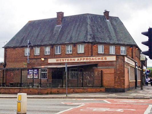 Western Approaches Pub