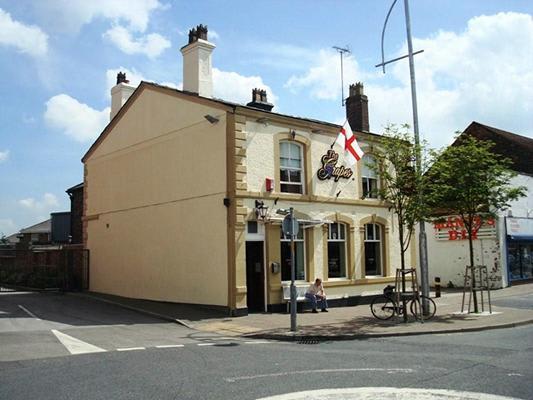 Grapes Inn Pub