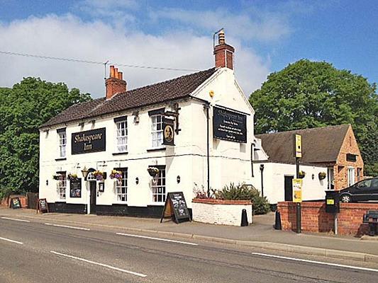 Shakespeare Inn Pub