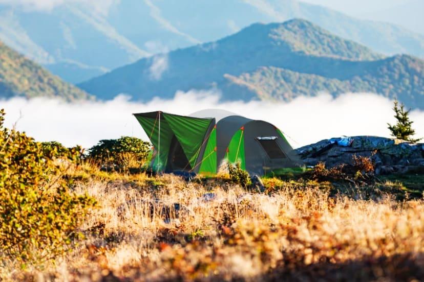 Fantastic Family Tent