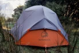 2 person, 3 season lightweight tent
