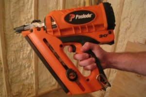 Paslode framing nail gun