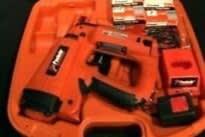 Paslode Bradding Nail Gun