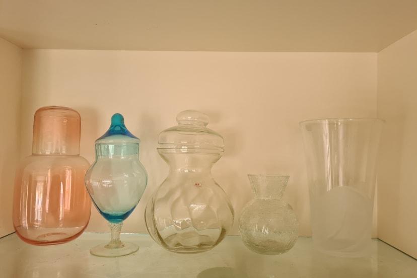 Retro Glassware, Take Your Pick