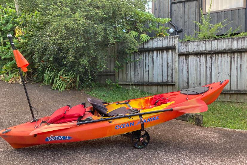 Single Sit-On-Top Kayak