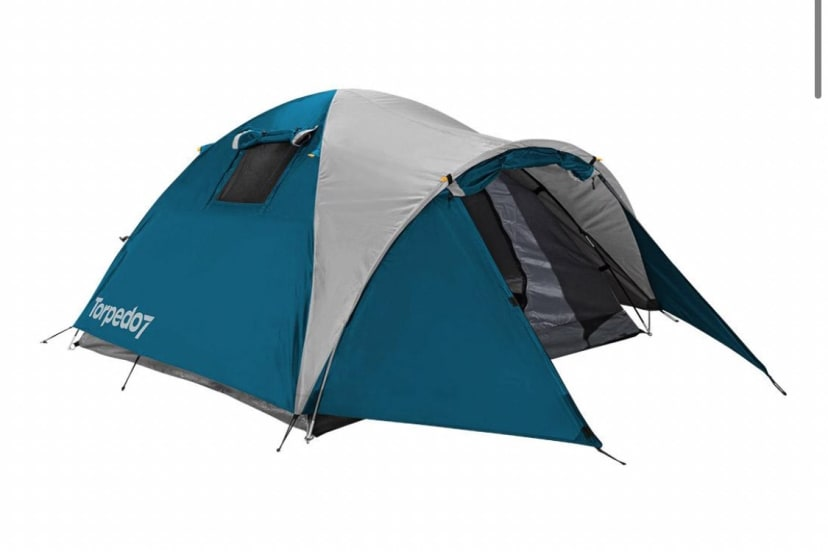 3 person hideaway tent