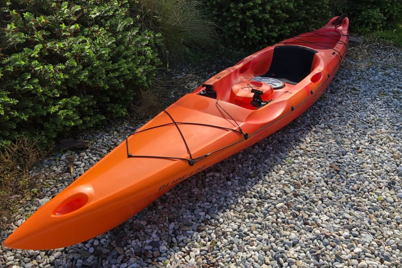 Kayak: Mission Glide 420