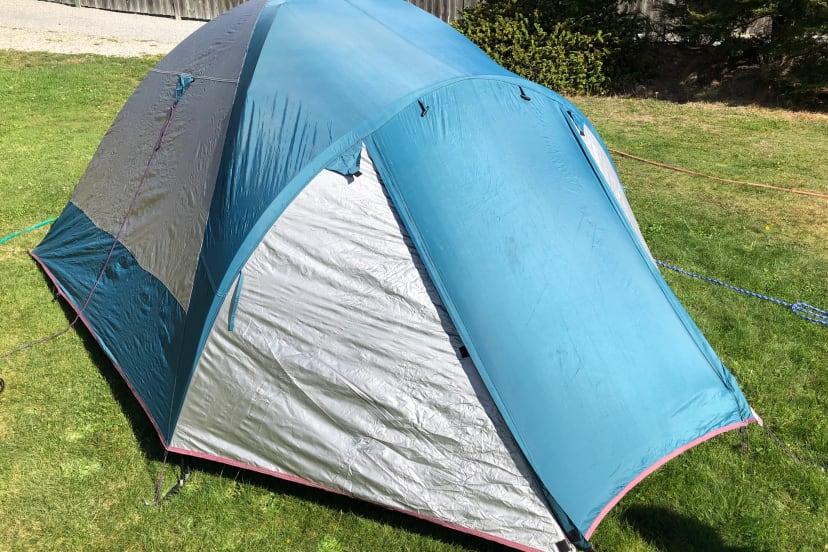 Tent: Great Outdoors Wanderer 3VX