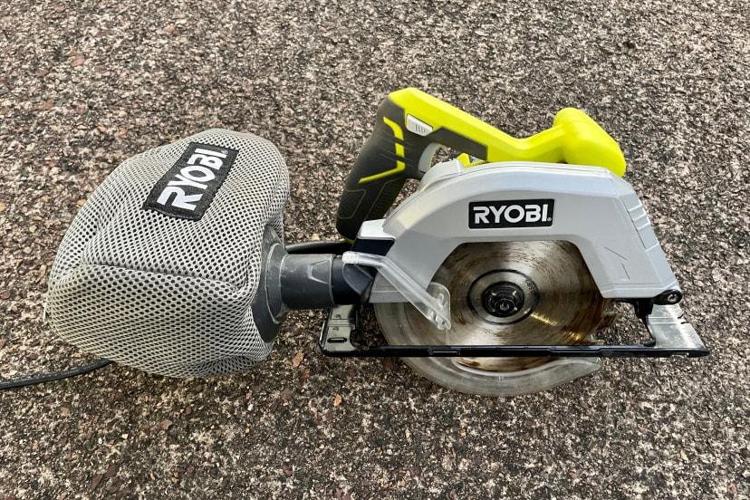 Ryobi 185mm circular saw