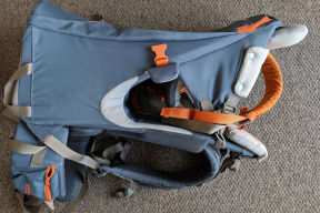 Kathmandu baby/toddler hiking backpack
