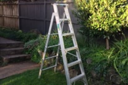 Step ladder to heaven