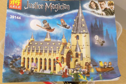 Faux Lego: Harry potter