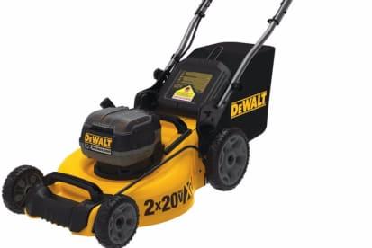 DeWalt 2 x 18V XR Brushless Mower