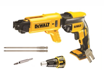 DeWALT 18V XR Brushless Collated Drywall Screwdriver