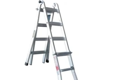 Rhino Adjustable Extension Ladder