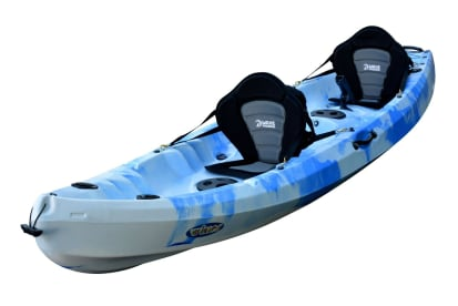 Double kayak for rent in st johns