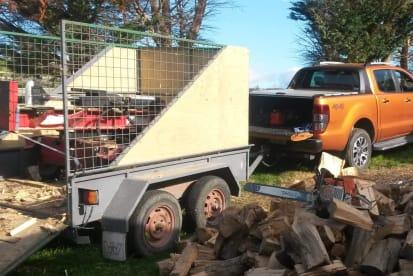 40 ton splitter
