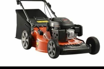 """Lawn mower 21"""" wide cut"""