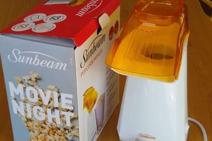 Sunbeam Movie Night Popcorn Maker