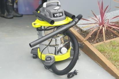 Ryobi 1250 watt vacuum
