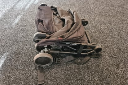 Mountain buggy nano travel buggy