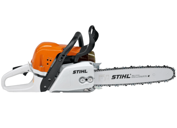 Chainsaw available for rent