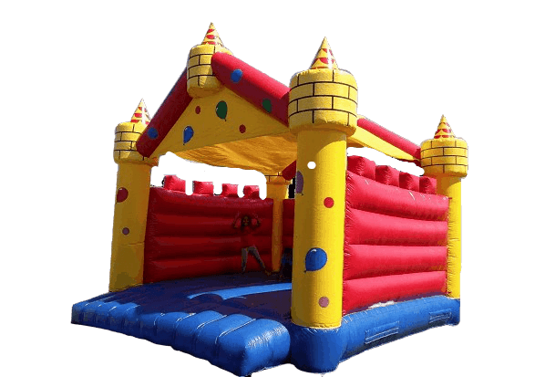 Bouncy castle available for rent