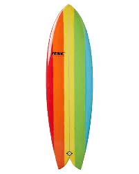 Surfboard available for rent