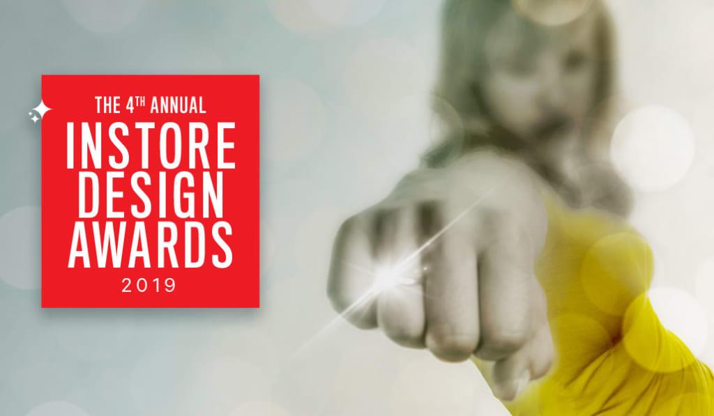 instore design awards 2019 thumbnail