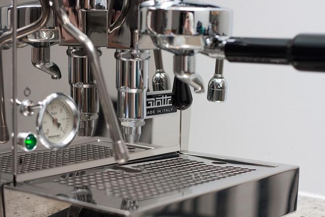 Espresso aparat Rocket Giotto2 HX