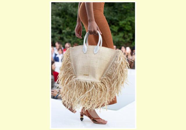 20 стильных пляжных сумок на любой вкус
