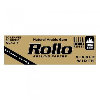 Foite rulat Rollo - Brown (50)