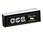 Filtre rulat OCB din carton - Filter Tips Perforated (50)