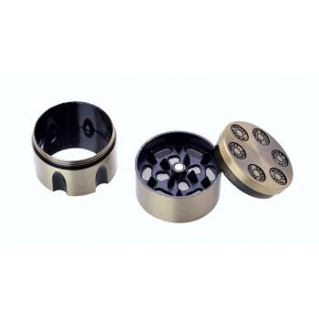 Grinder Champ - Metalic High Bullet 30 mm / 3 parti